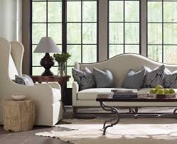 Transitional Style Living Room Furniture