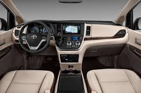 New 2015 Toyota Sienna reveals updated interior | CarCostCanada