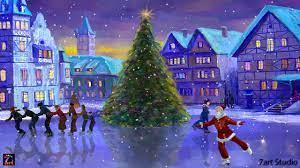 Christmas live wallpaper ...