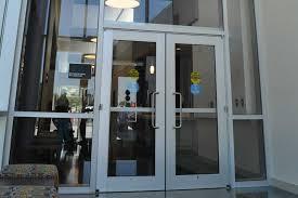 ykk front doors commercial glass h 09 push pull ykk storm door lock parts
