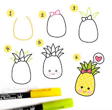 Cute Doodles Anyone Can Draw Sweet Planit