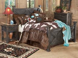 Star Bedroom Furniture Western Bedroom Decor And Furniture Lone Star Western Decor