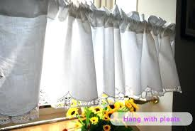 Cheap Kitchen Curtains Online