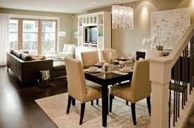 Living And Dining Room Combo Unique Design