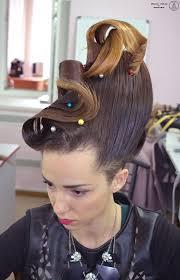 Обучение на курсе fashion hair style в школе стиля и макияжа make  Обучение на курсе fashion hair style в школе стиля и макияжа make up atelier Николаев