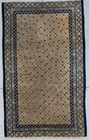 Antique 6882 Kansu Chinese Carpet