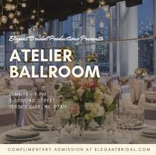 atelier ballroom bridal show