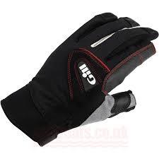 Gill Sailing Gloves Size Chart Gill Championship Gloves Long Finger 7252