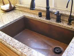 best 25 copper kitchen sinks ideas