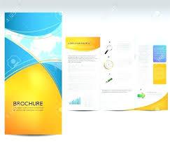 6 Sided Brochure Template Adobe Fold Brochure Template Unique 8 Panel L Ink Co Word Klonowski Co