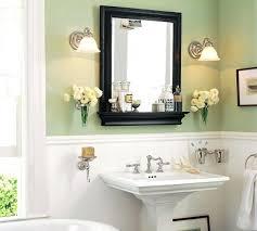 cottage bathroom mirror ideas. Exellent Bathroom Exotic Mirrors Over Bathroom Sinks Ideas Outstanding Cottage  Mirror Using Black Rectangular Frames Between In Cottage Bathroom Mirror Ideas R