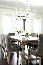 dining room chandelier size for room dining how low should my hang over table ceiling and