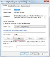 How To Update Windows 7 How To Disable Updates In Windows 7