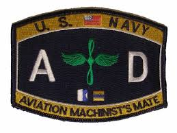 Navy Machinist Mate United States Navy Aviation Engineering Rating Machinist Mate Military Patch Ad Veteran Owned Business