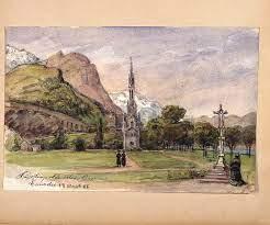 File:La chapelle des Rosaires. Lourdes. Fritz von Dardel, 1886 - Nordiska  Museet - NMA.0037312.jpg - Wikimedia Commons