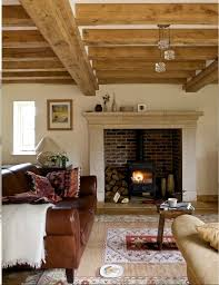 wood stove area in fireplace so clever where does the wood stack mine