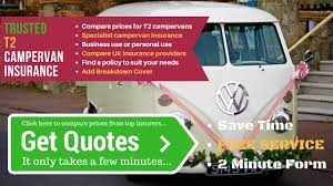 compare vw t2 insurance quotes