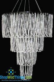 Diy Bead Chandelier 38 Best Chandeleirs Cyrstal Images On Pinterest Beaded Curtains