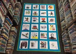 Val's Quilting Studio: 2017 Classroom Quilt: Finished! & Summer is a great time to quilt with kids and this method is an easy way  for them to do just that. Adamdwight.com