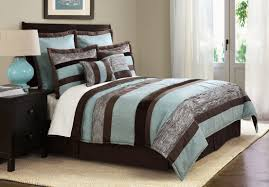 Modern Bedroom Comforters Beautiful King Bed Size Bedding Sets With Brown And Turquoise
