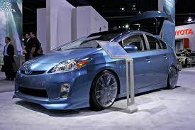Toyota Prius Aerius – Five Axis