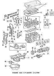 2007 toyota avalon engine parts diagram • descargar com toyota 2 4l engine diagram wiring diagram page