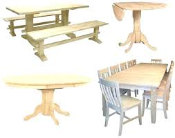full size of unfinished dining room table kits base leg crafty inspiration ideas tables good looking