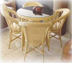 furniture made of bamboo. Furniture Made From Rattan Bamboo Water Hyacinth Of