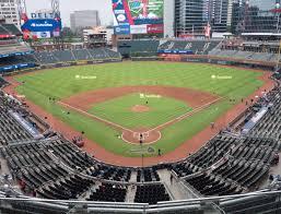 Atlanta Braves Suntrust Park Seating Chart Suntrust Park Section 326 Seat Views Seatgeek