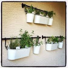indoor wall garden diy awesome diy patio herb garden the suburban gardener