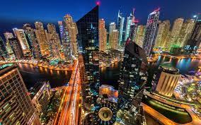 Dubai Nachttapete 4k - Dubai Tapete ...