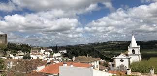 lisbon day trip to obidos blanca valbuena