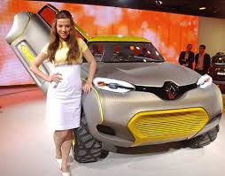 new car launches at auto expo 2014PHOTOS Auto Expo 2014 Piaggios NT3 DC Designs Tia Renaults