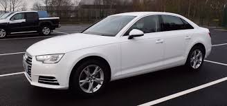 audi a4 2016 white. Unique 2016 2016 Audi A4 Available With 14 TFSI Making 150 HP And Manual From U20ac32550 To White N