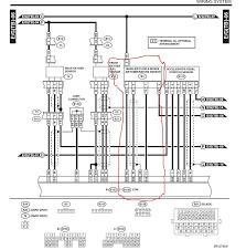 2007 subaru outback radio wiring diagram diagrams unusual stereo