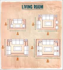 area rug size for living room lovely how to choose area rug sizes for your home