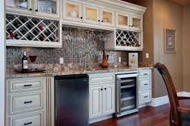 Integrated Wine Cabinet Best Kitchen Cabinets Ideas For Home Decor Deco Covering