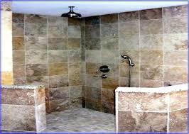 tile walk in shower with shelves and light small fancy showers home design plan tiled pictures ideas best no door 690x490 engaging tiles