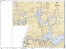 James River Depth Chart