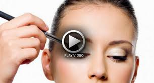 if you are interested to learn how eyeliner properly applying on the face during makeup in this post we are sharing beginners eye makeup video