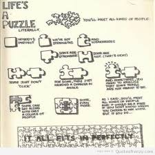 Puzzle Quotes Awesome Life Puzzle Quotes Quotes Relationship Goals Pinterest