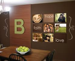 astounding ideas inexpensive kitchen wall decorating nice modern