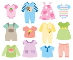 Image result for illustration of tight baby clothes pic
