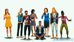 Мод «100 черт характера» от Vicky Sims для Sims 4