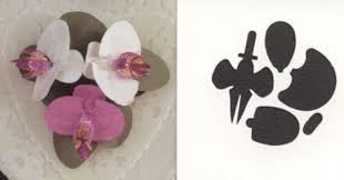 Flower Shaped Paper Punches Super Giant Moth Orchid All In One Shape Paper Punch