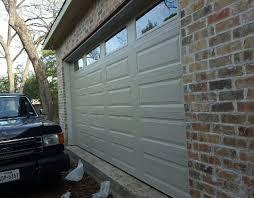 our works new garage door in dallas tx repair