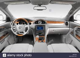 buick enclave 2008 white. 2008 buick enclave cxl in white dashboard center console gear shifter view d