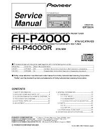 pioneer deh 1000 wiring diagram Pioneer Deh 1000 Wiring Diagram pioneer 16 pin wiring diagram Pioneer Deh 1500 Wiring Diagram