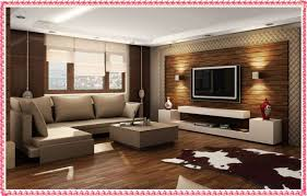 Small Picture delicate living room interior classy home decor with wooden wall