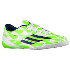 magnificent white blue men s adidas green soccer shoes f10 in core rich solar